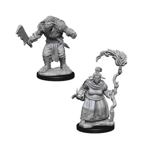 Pathfinder Deep Cuts Unpainted Miniatures: Bugbears - Imaginary Adventures