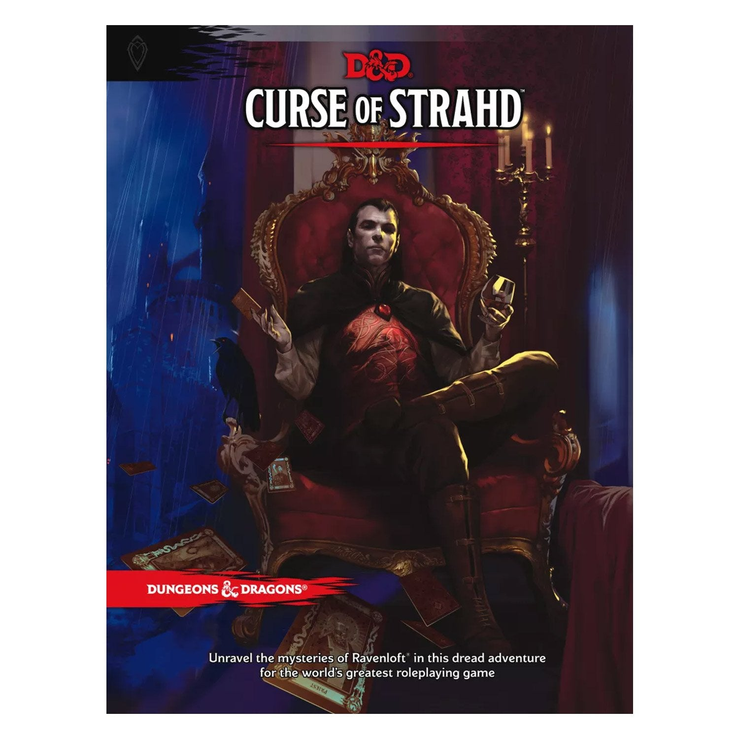 Dungeons & Dragons Curse of Strahd - Imaginary Adventures