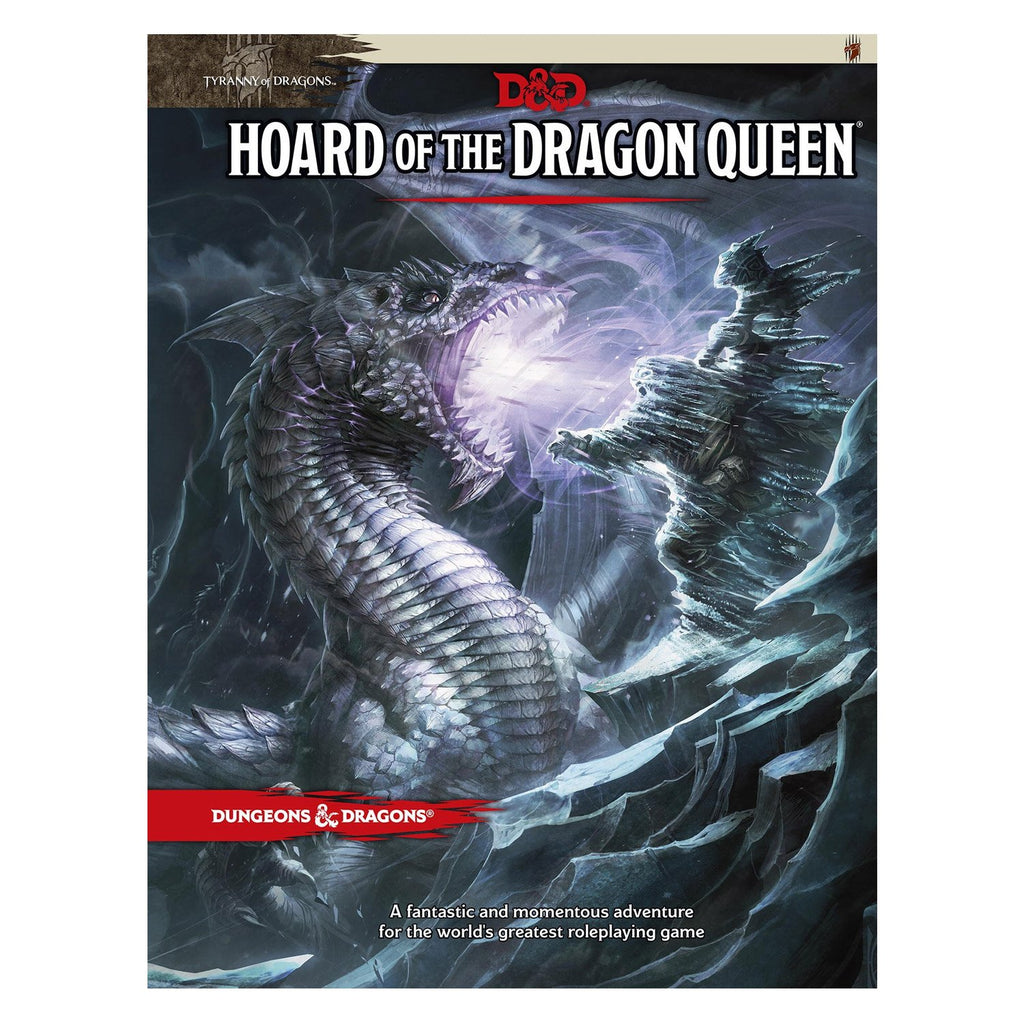 Dungeons & Dragons Hoard Of The Dragon Queen - Imaginary Adventures