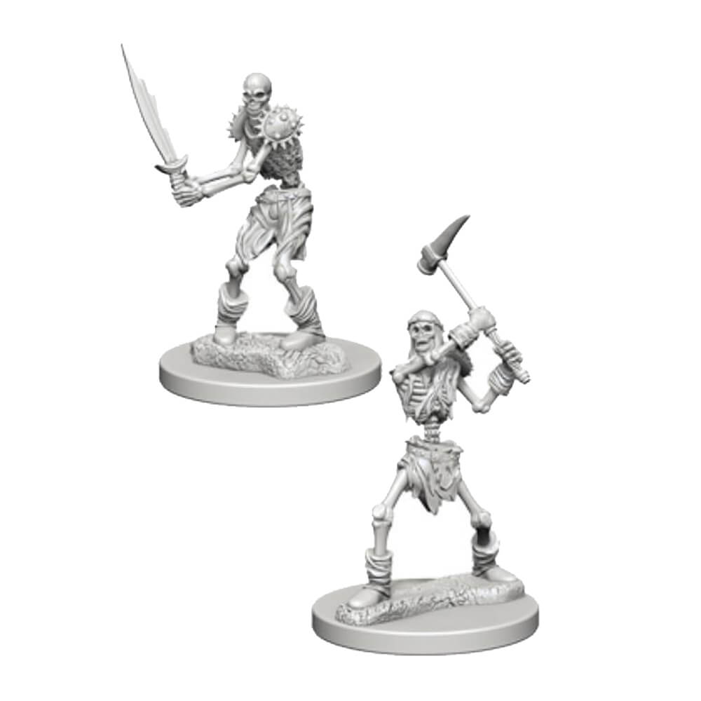 D&D Minis - Skeletons - Imaginary Adventures