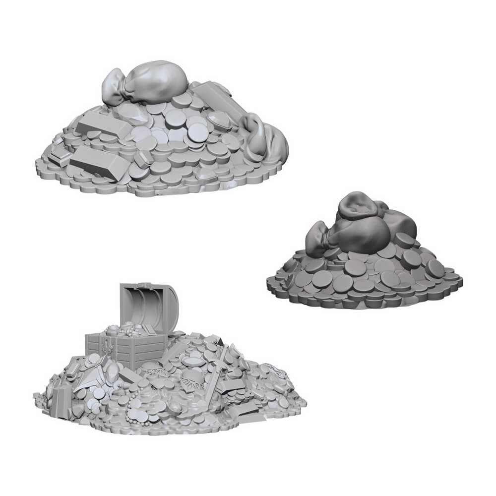 WizKids Minis - Treasure Piles - Imaginary Adventures