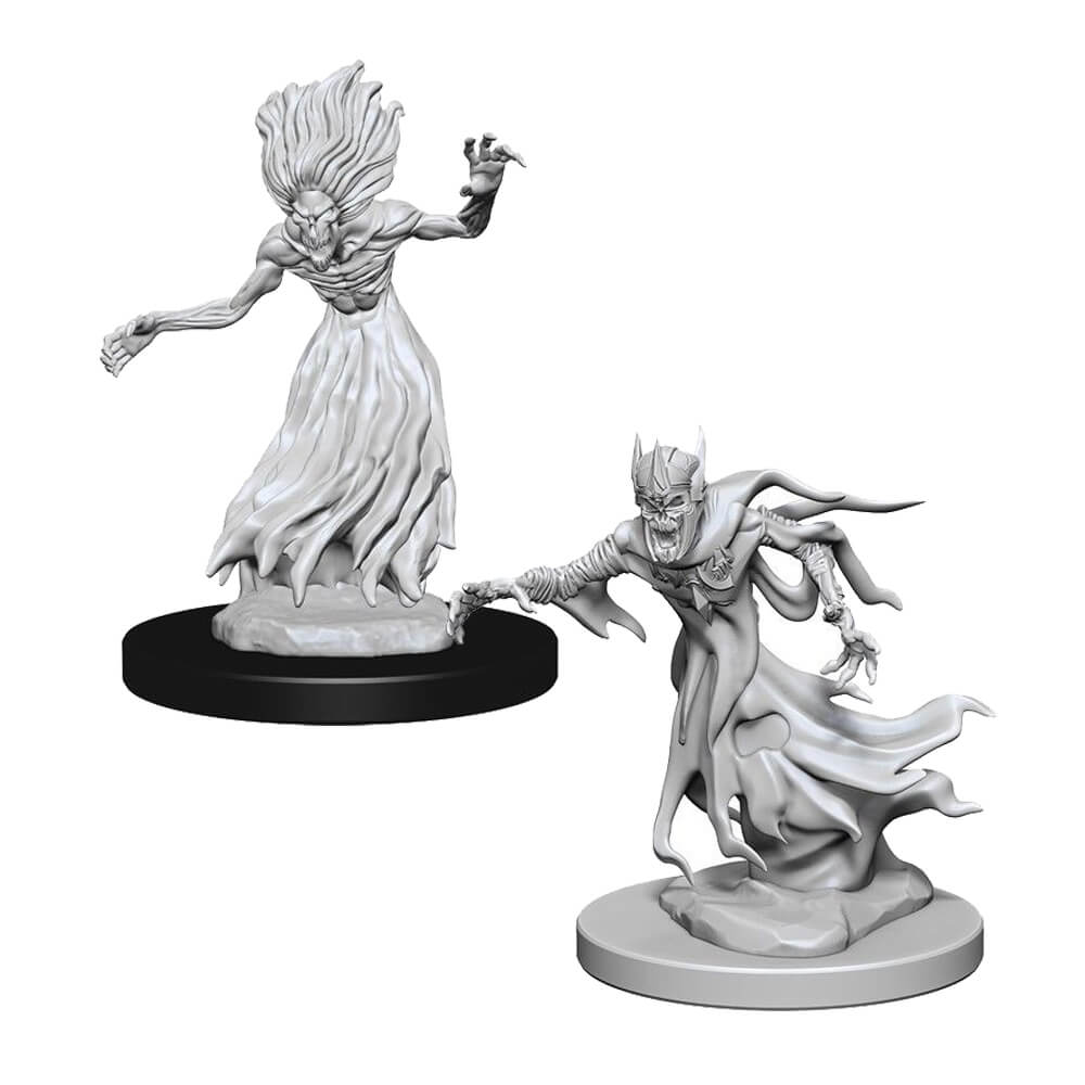 D&D Minis - Wraith & Specter - Imaginary Adventures