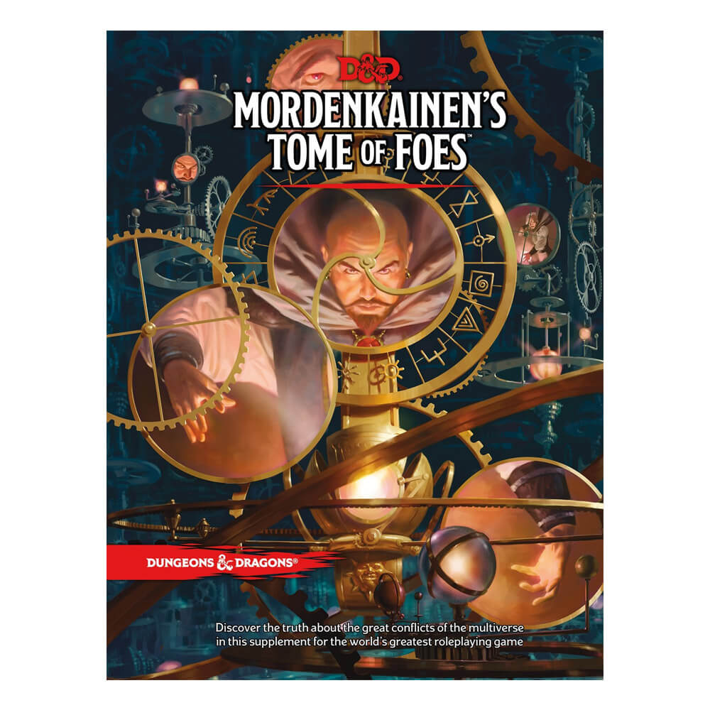 D&D Mordenkainens Tome of Foes - Imaginary Adventures