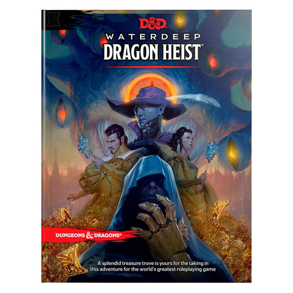 D&D Waterdeep Dragon Heist - Imaginary Adventures