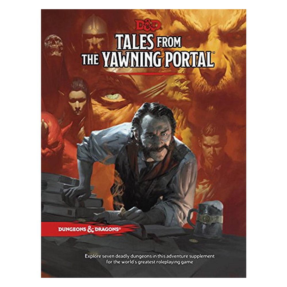D&D Tales from the Yawning Portal - Imaginary Adventures