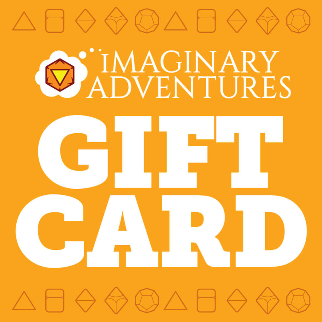 Imaginary Adventures Digital Gift Card - Imaginary Adventures