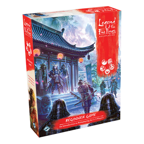Legend of the Five Rings Roleplaying Beginner Game - Imaginary Adventures