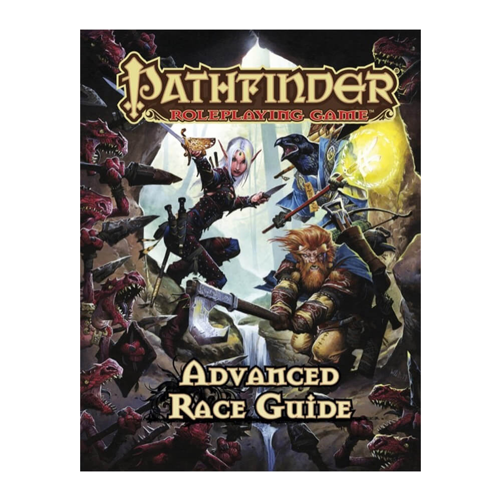 Pathfinder Advanced Race Guide - Imaginary Adventures
