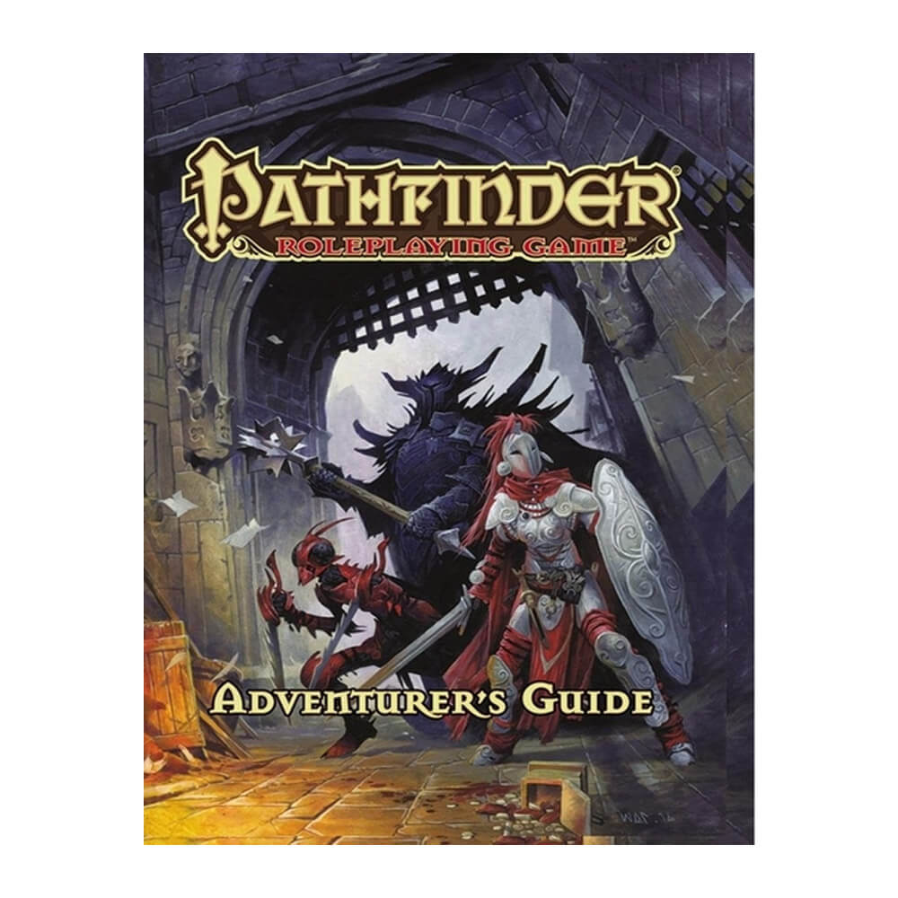 Pathfinder Adventurer's Guide - Imaginary Adventures