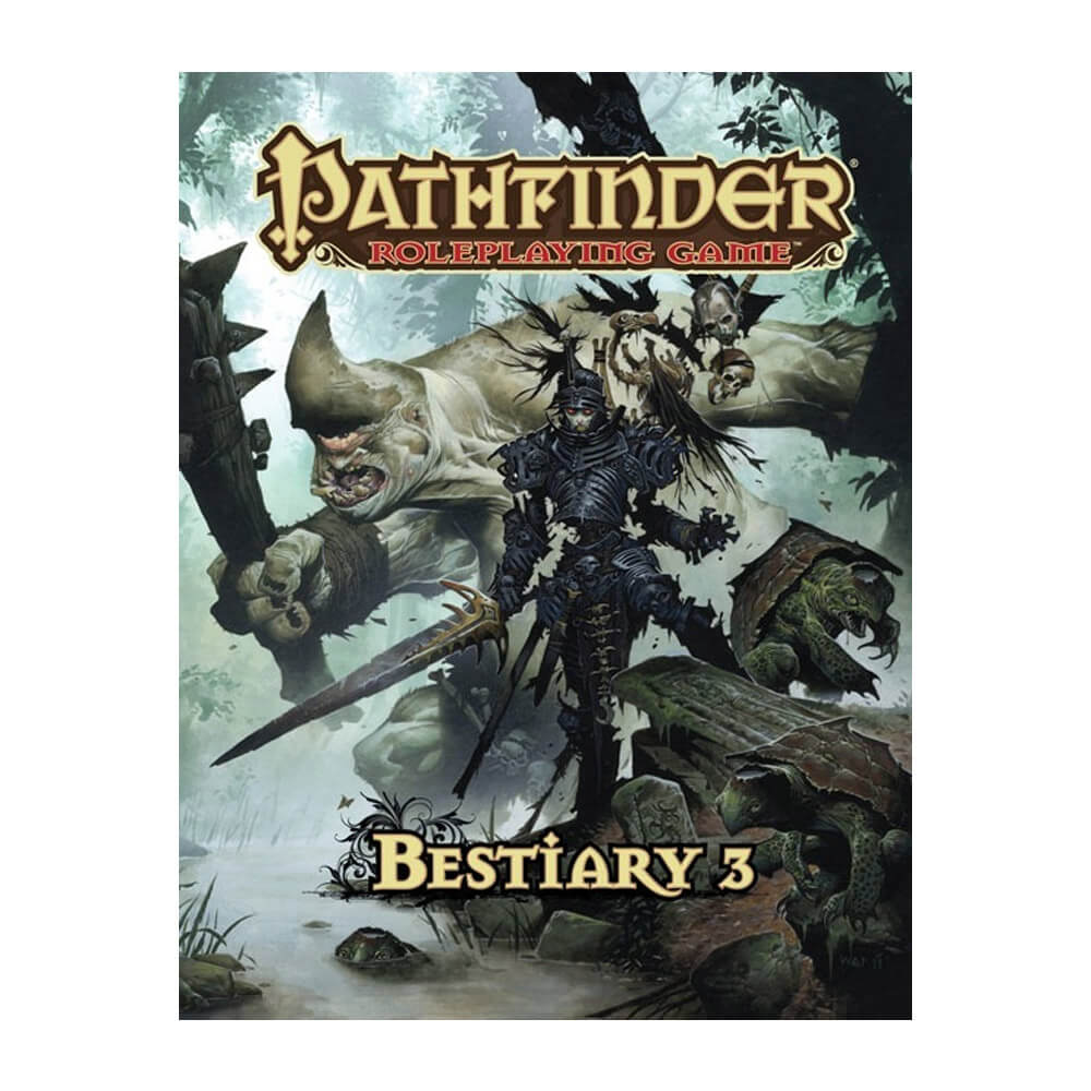 Pathfinder Bestiary 3 - Imaginary Adventures