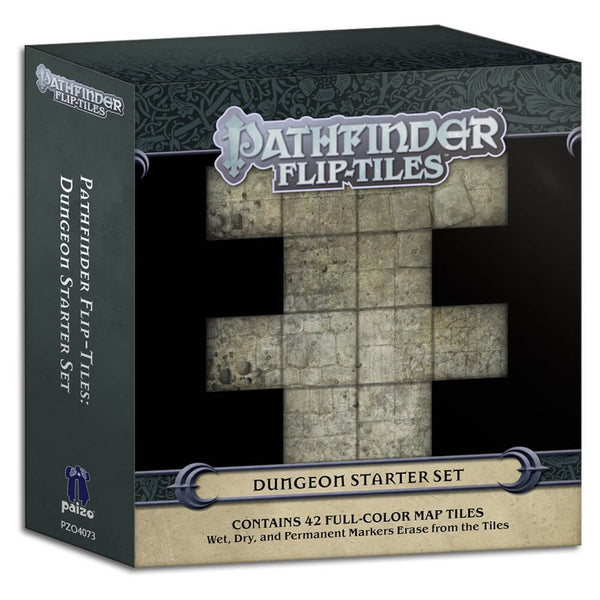 Pathfinder Flip Tiles Dungeon Starter Set - Imaginary Adventures