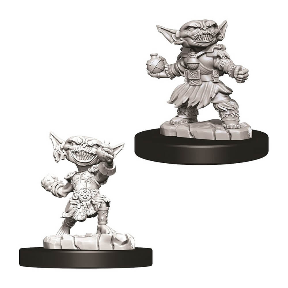 Pathfinder Minis - Female Goblin Alchemist - Imaginary Adventures