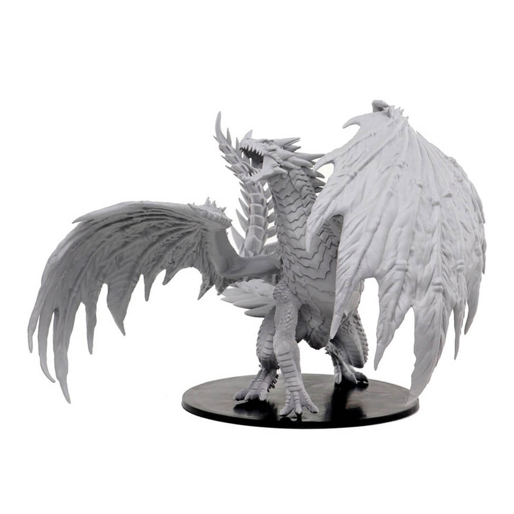 Pathfinder Minis - Gargantuan Red Dragon - Imaginary Adventures