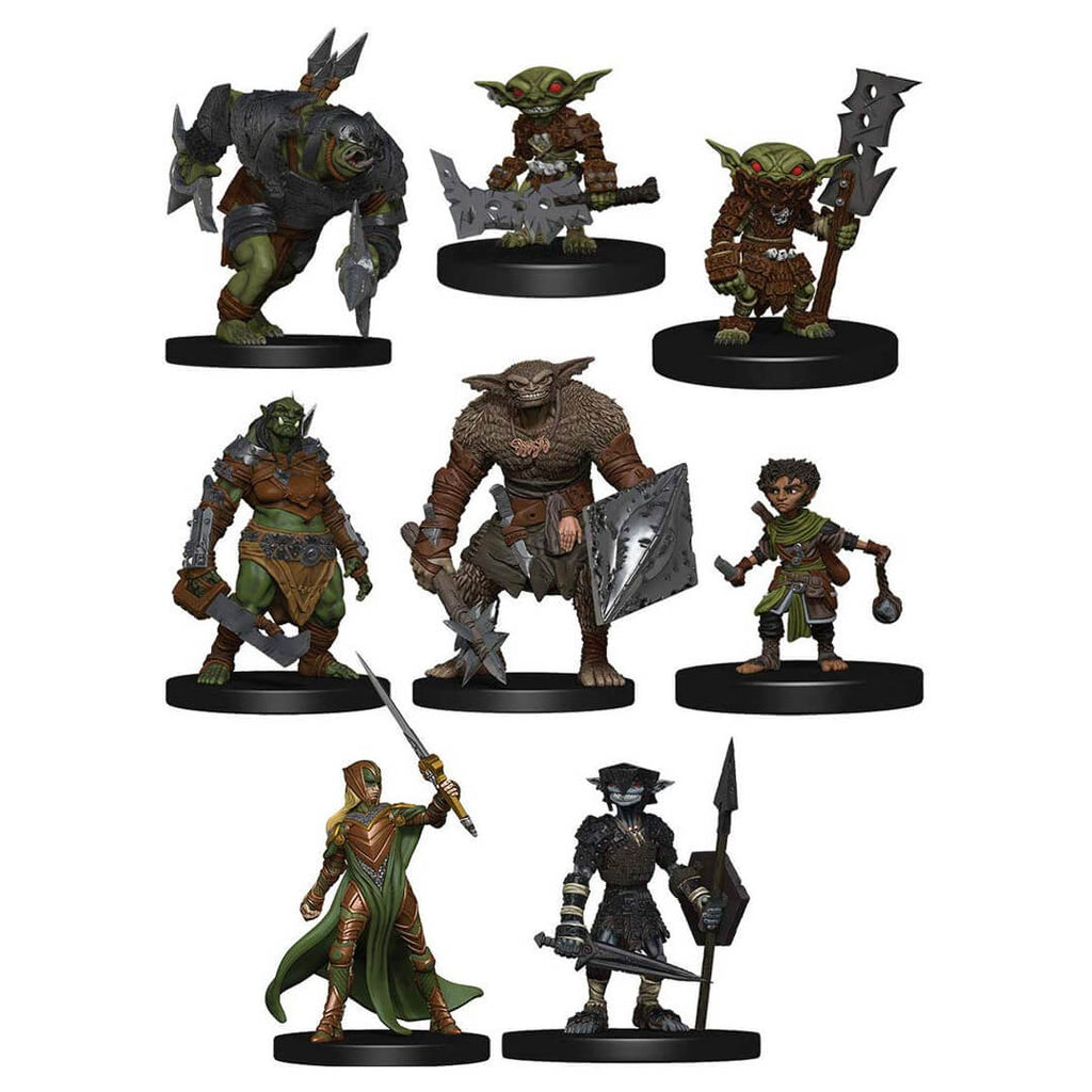 Pathfinder Minis - Legendary Adventures Preview Pack - Imaginary Adventures