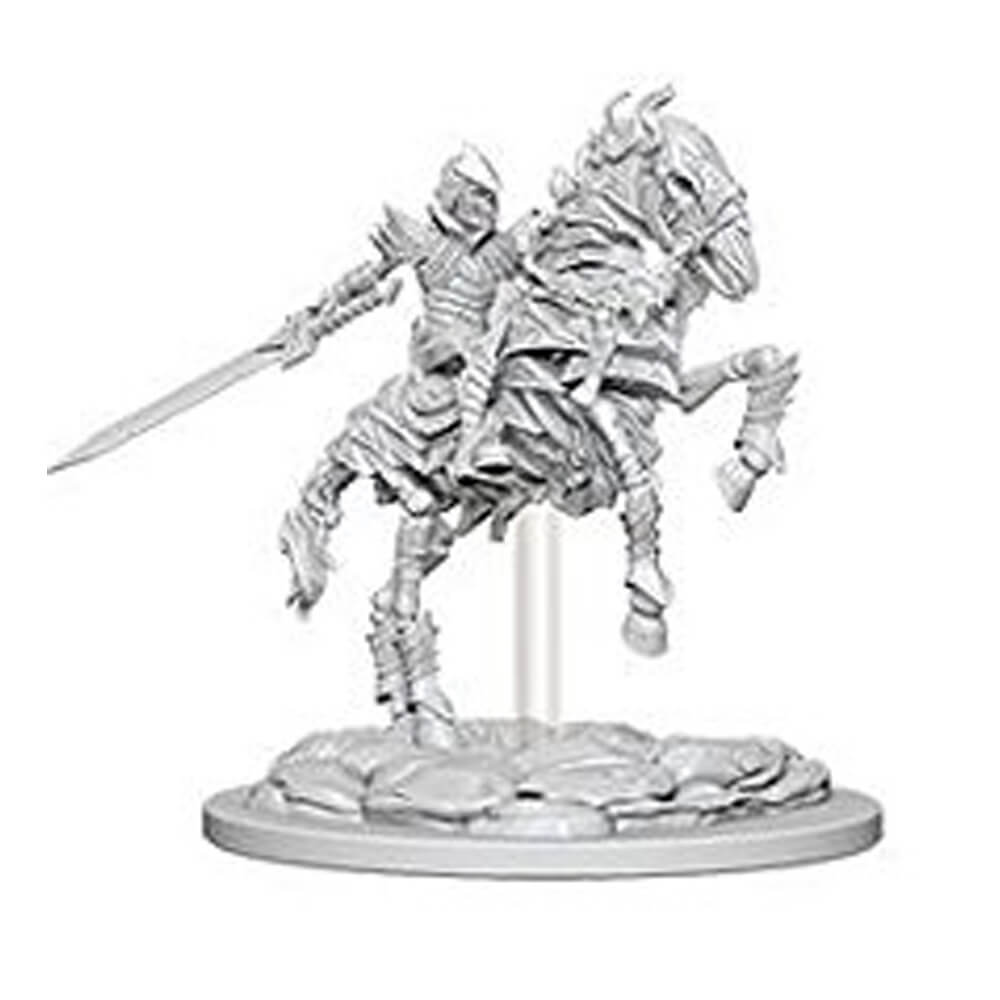 Pathfinder Deep Cuts Unpainted Minis - Skeleton Knight on Horse