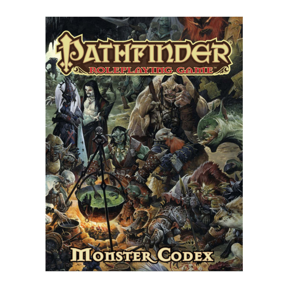 Pathfinder Monster Codex - Imaginary Adventures