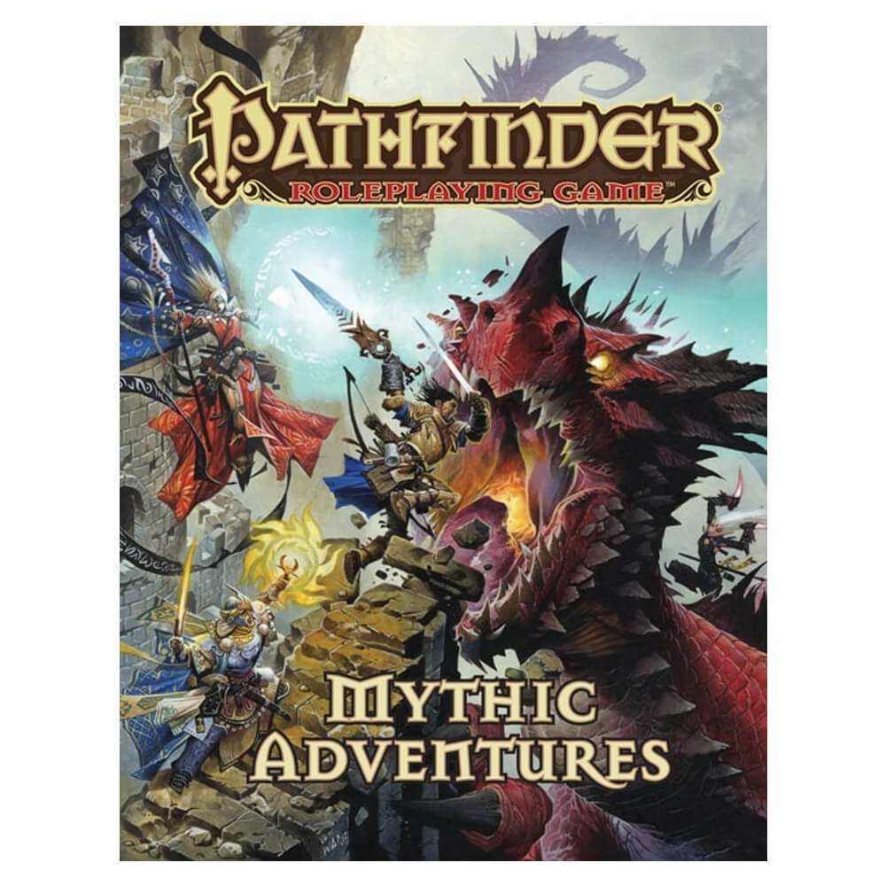 Pathfinder Mythic Adventures - Imaginary Adventures