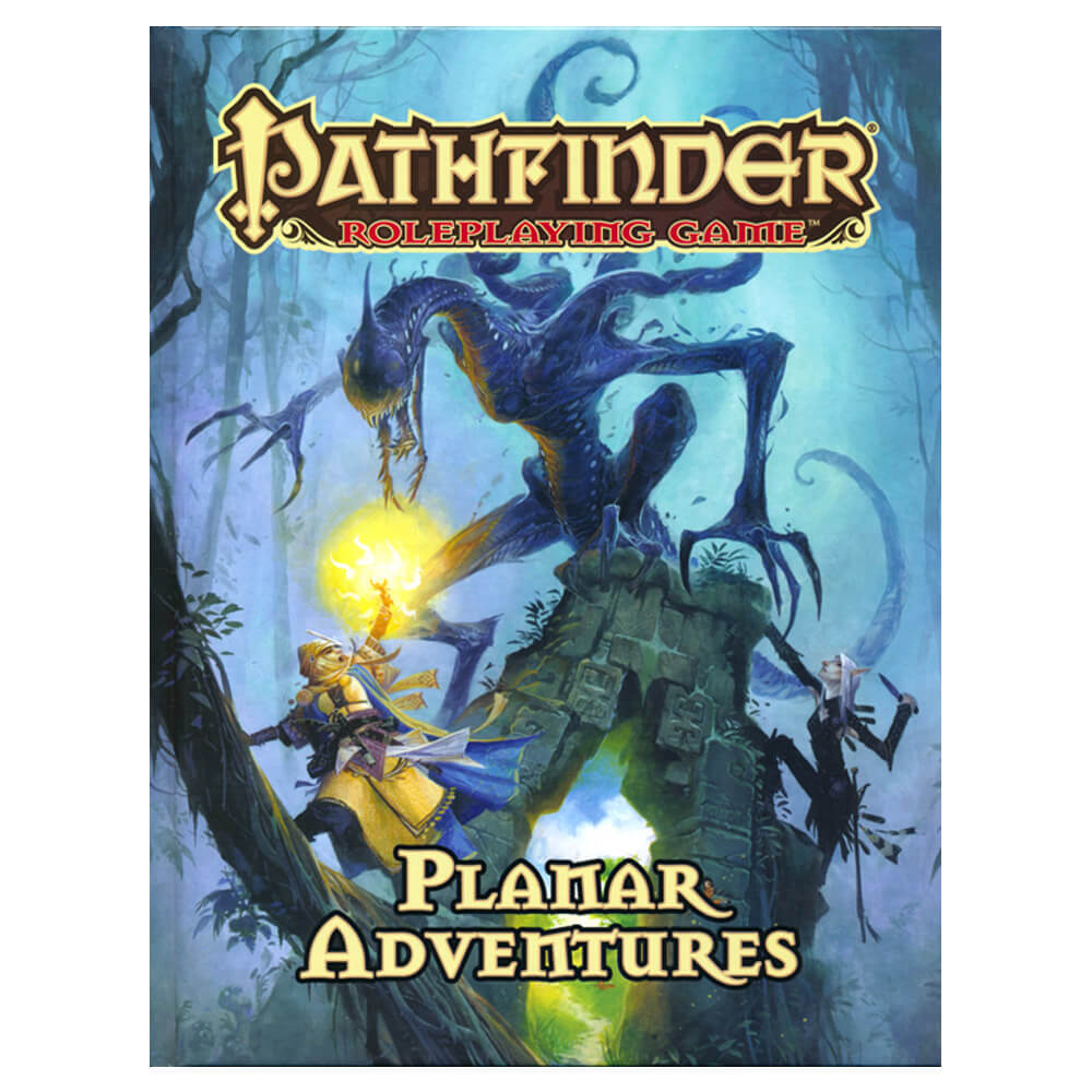 Pathfinder Planar Adventures - Imaginary Adventures