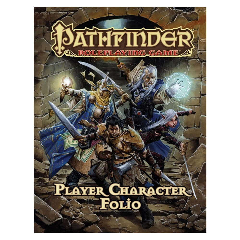 Pathfinder Player Character Folio - Imaginary Adventures