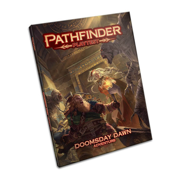 Pathfinder Playtest Adventure: Doomsday Dawn - PREORDER (AUG) - Imaginary Adventures