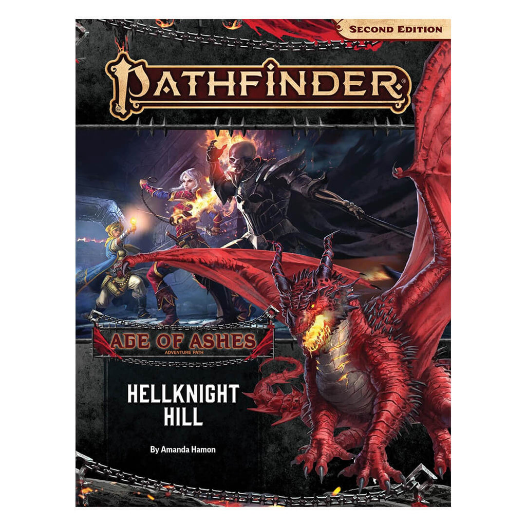 Pathfinder Adventure Path - Hellknight Hill (Age of Ashes 1 of 6) - Imaginary Adventures