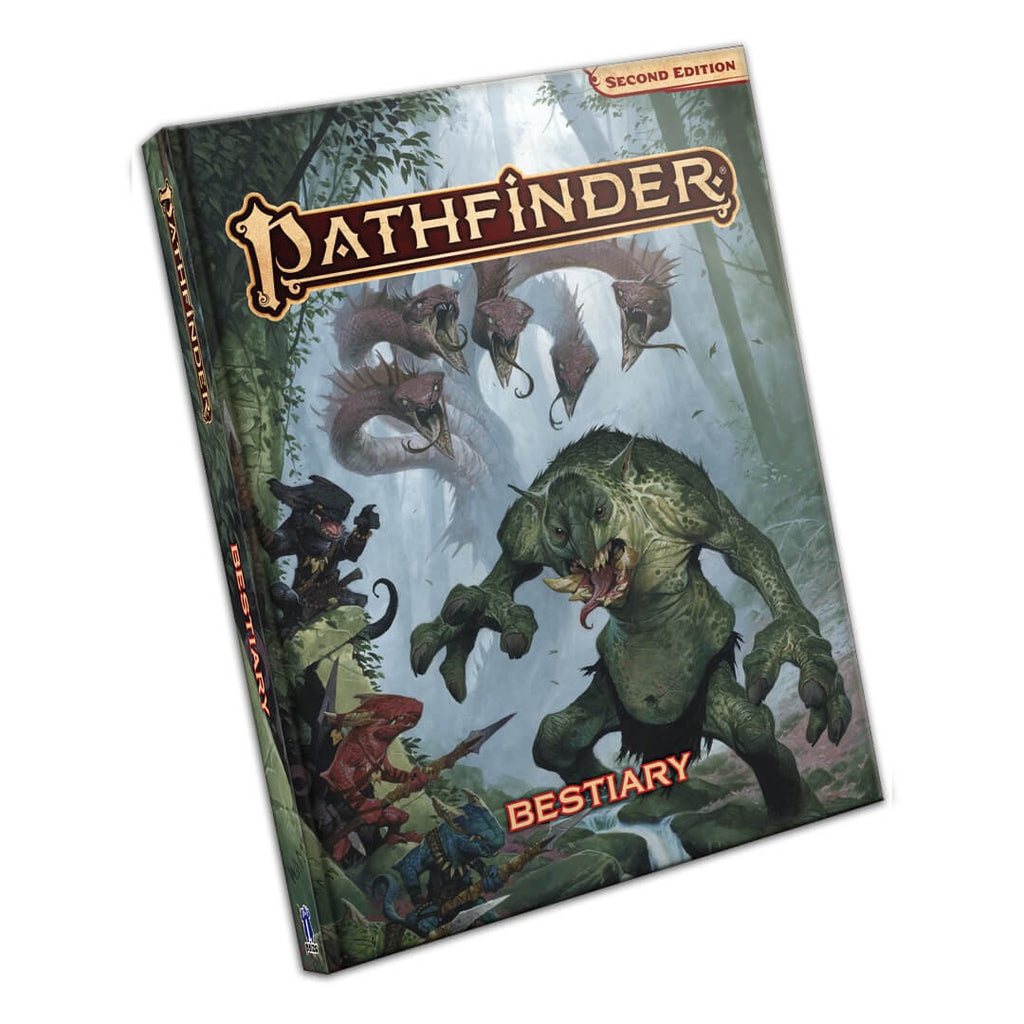 Pathfinder Second Edition Bestiary - Imaginary Adventures