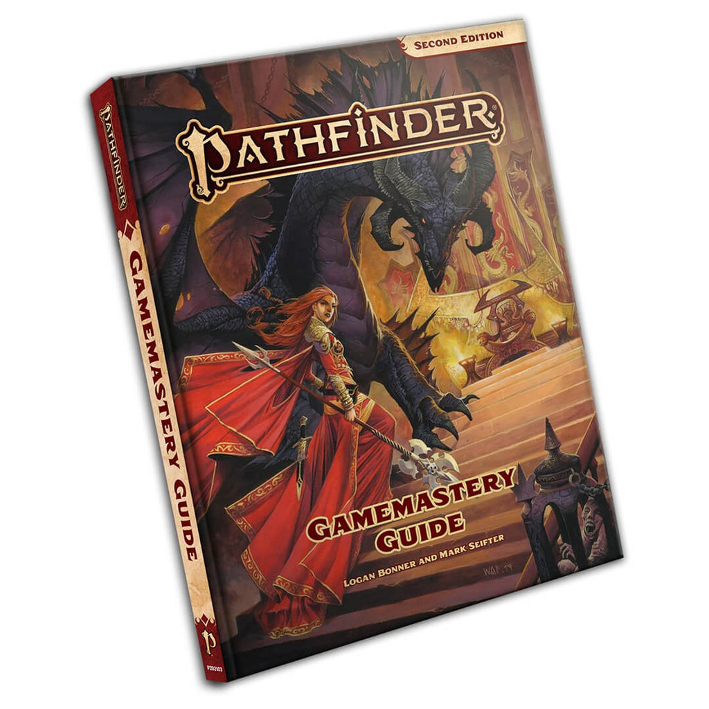 Pathfinder Second Edition Gamemastery Guide - Imaginary Adventures