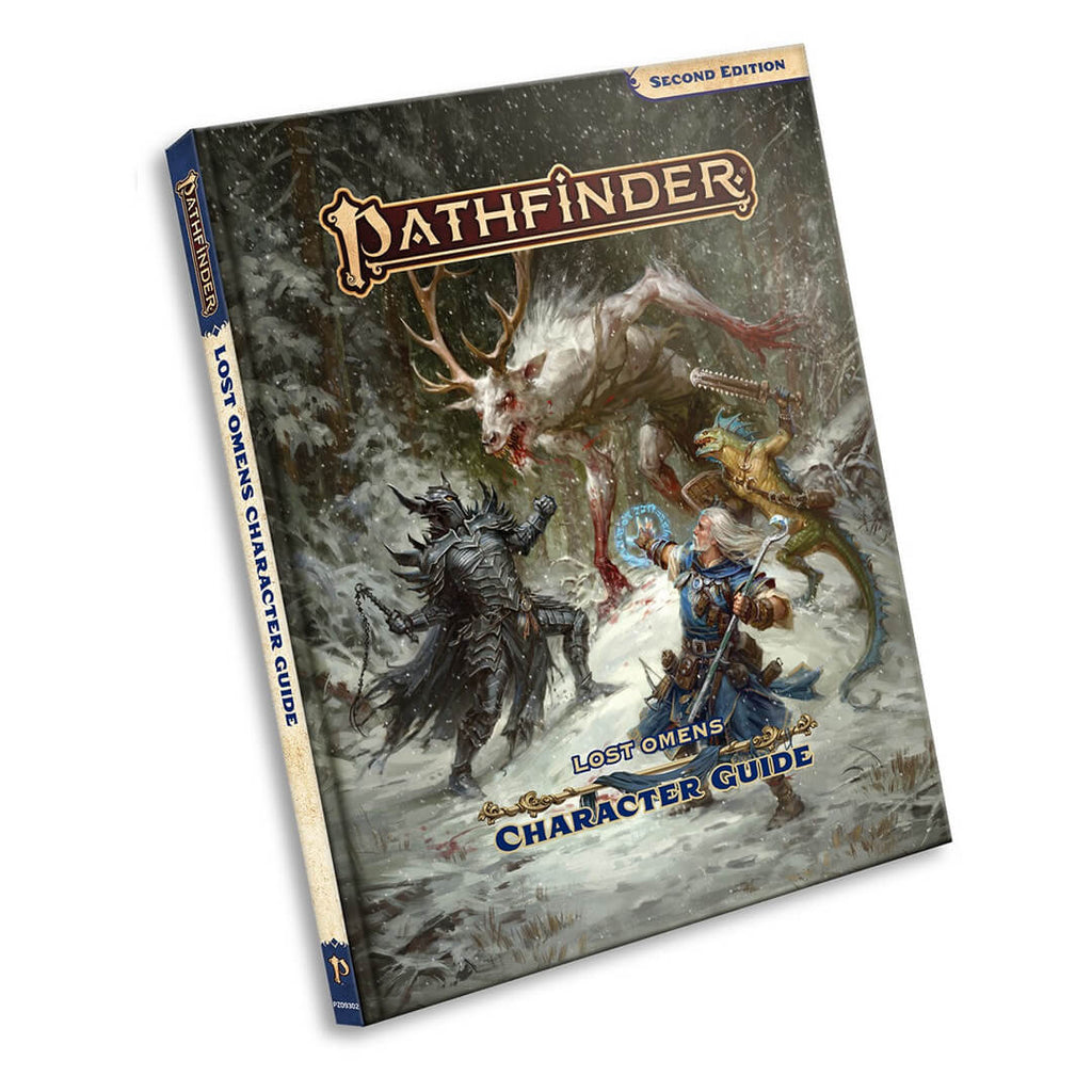 Pathfinder Second Edition Lost Omens Character Guide - Imaginary Adventures