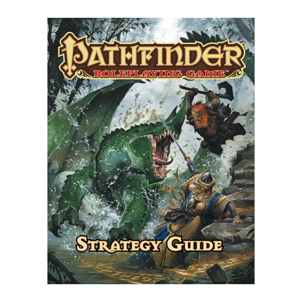 Pathfinder Strategy Guide - Imaginary Adventures