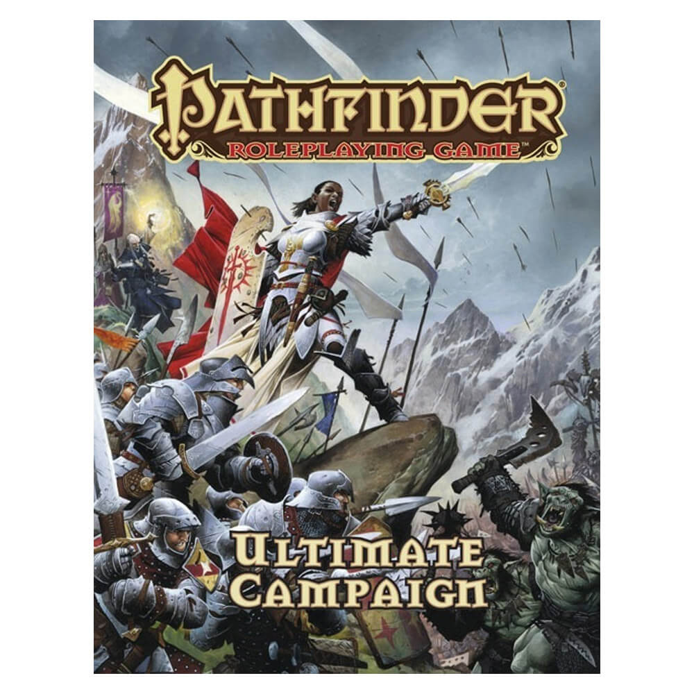 Pathfinder Ultimate Campaign - Imaginary Adventures