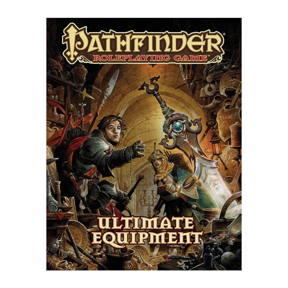 Pathfinder Ultimate Equipment - Imaginary Adventures