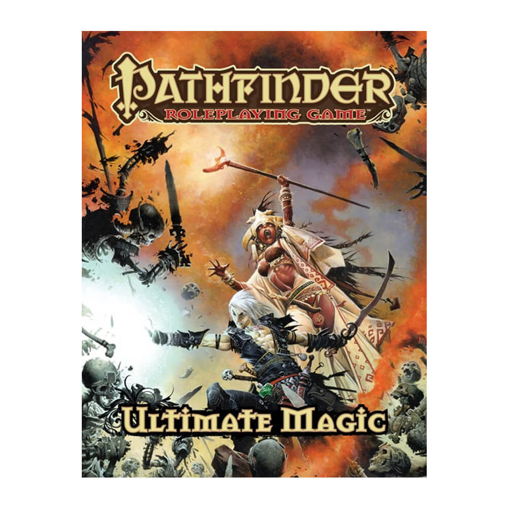 Pathfinder Ultimate Magic - Imaginary Adventures