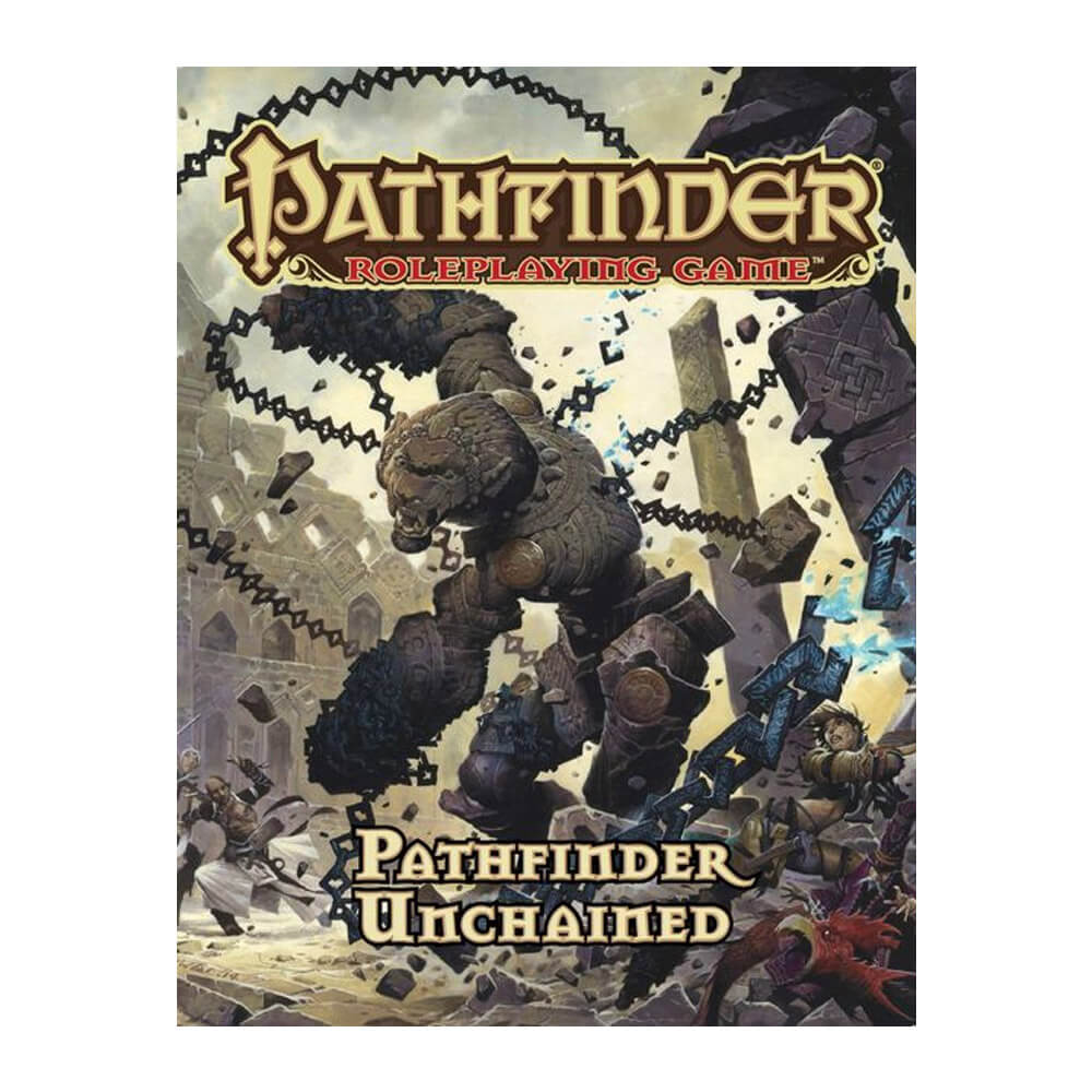 Pathfinder Unchained - Imaginary Adventures