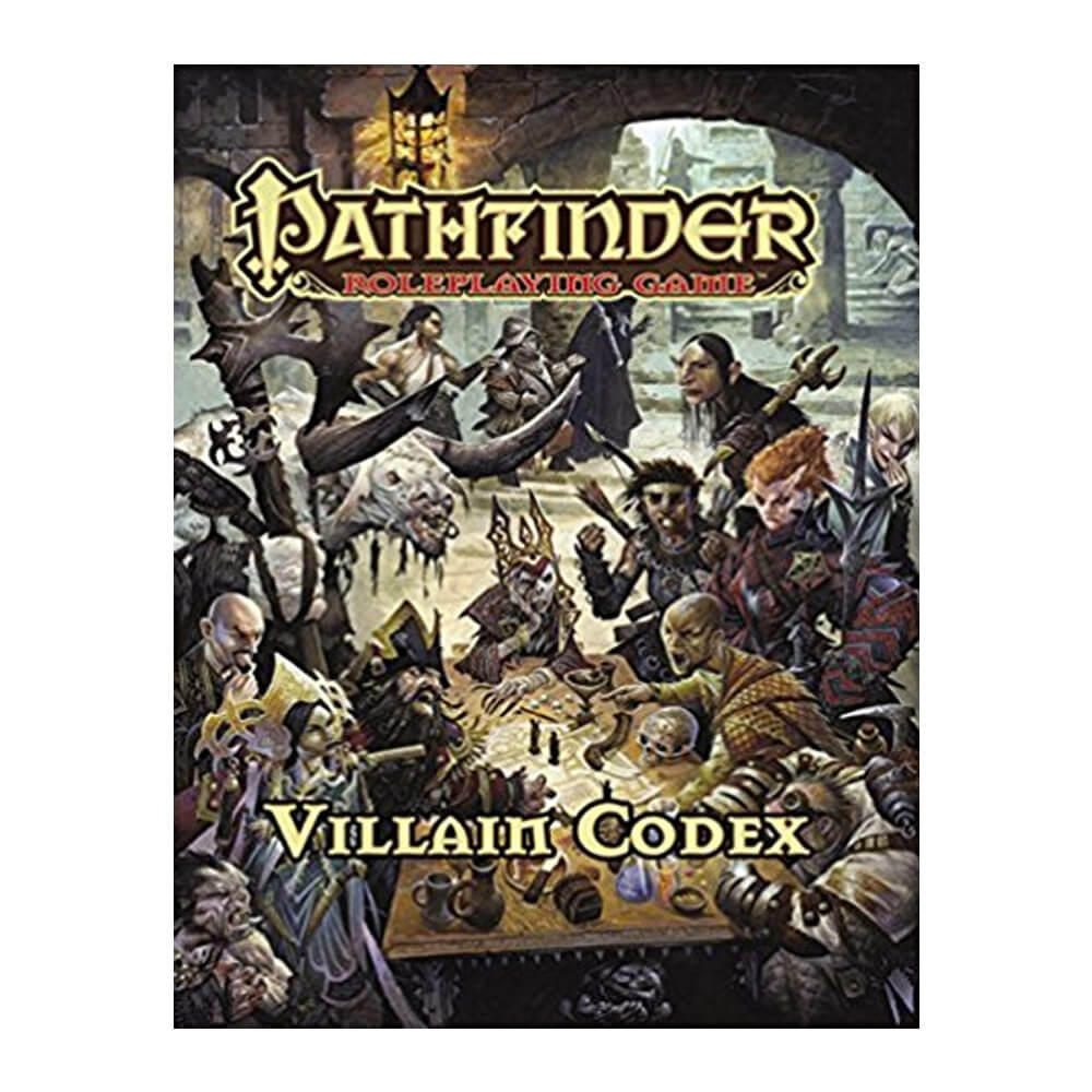 Pathfinder Villain Codex - Imaginary Adventures