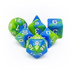 7 Dice Set - Gemini - Imaginary Adventures