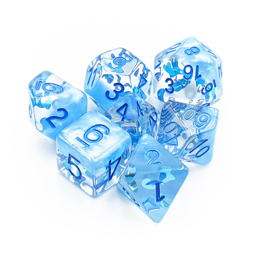 7 Dice Set - Seasons - Imaginary Adventures