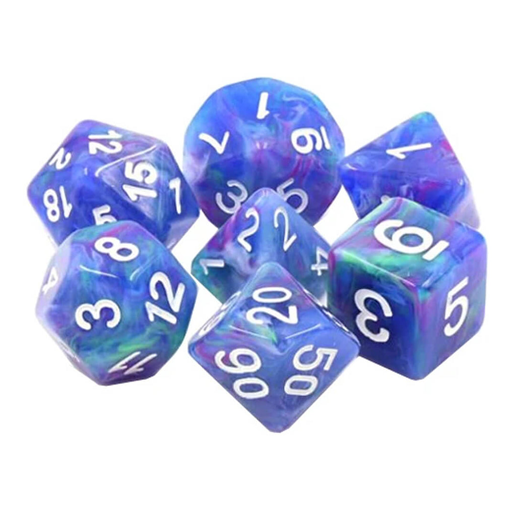 7 Dice Set - Muse - Imaginary Adventures