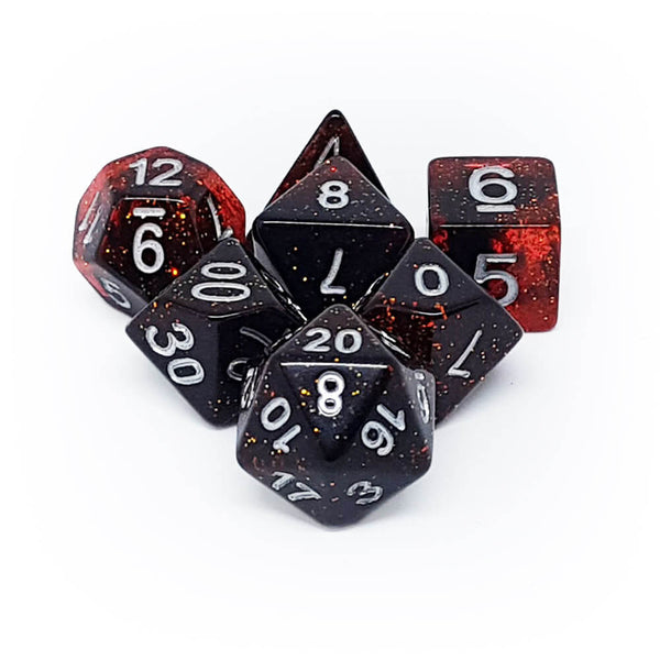7 Dice Set - Space - Imaginary Adventures