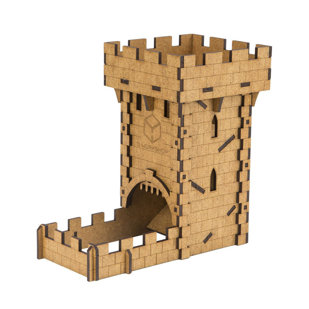 Q-Workshop Medieval Dice Tower