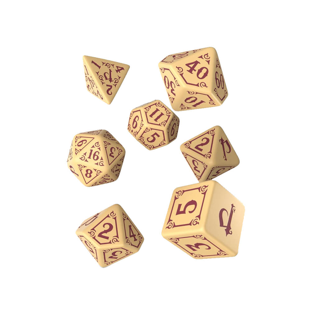 Pathfinder Second Edition Dice Set - Imaginary Adventures