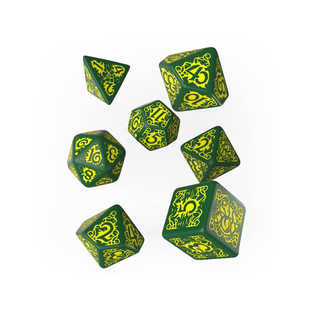 Pathfinder Strange Aeons Dice Set - Imaginary Adventures