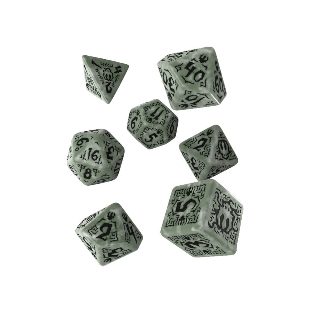 Pathfinder Tyrant's Grasp Dice Set - Imaginary Adventures