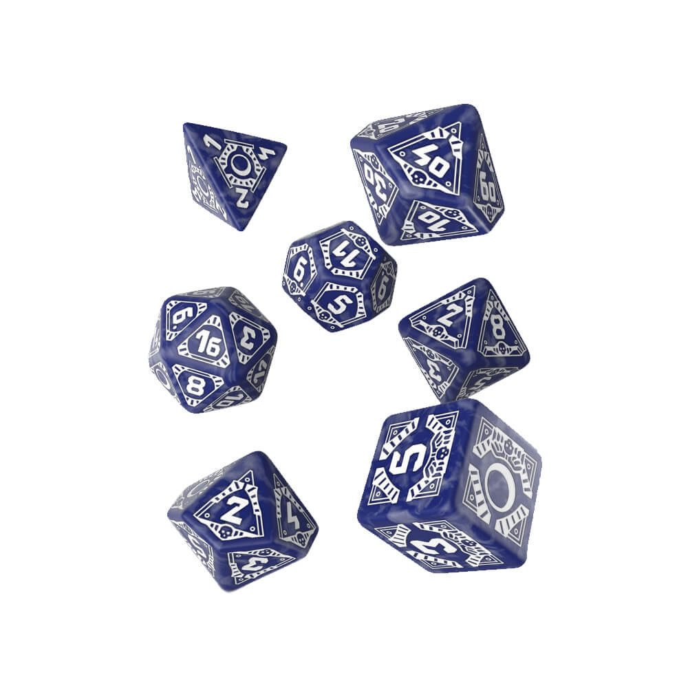 Starfinder 7 Dice Set - Signal of Screams - Imaginary Adventures