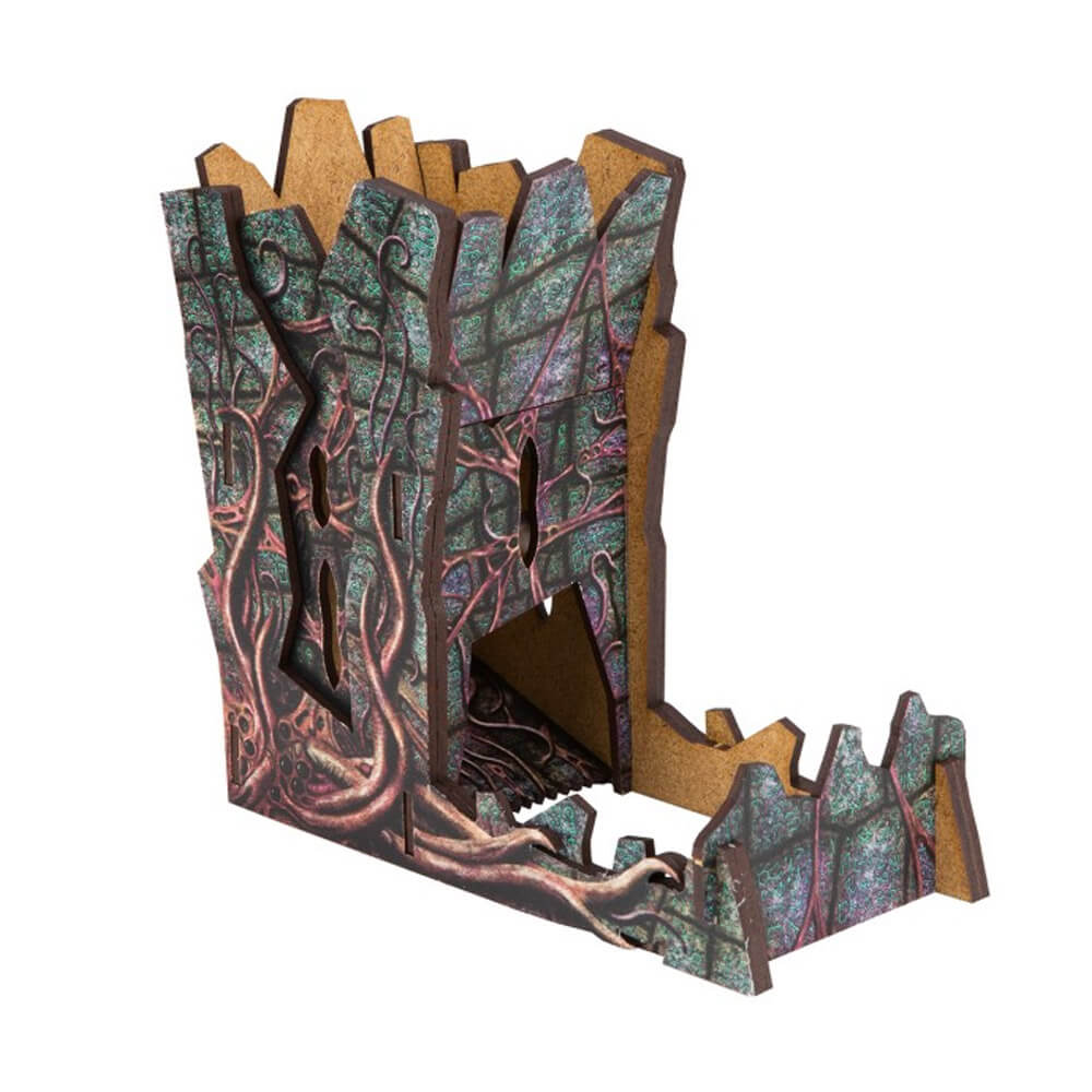 Q-Workshop Call of Cthulhu Colour Dice Tower - Imaginary Adventures