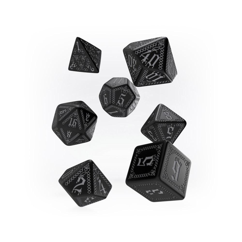 Pathfinder Carrion Crown Dice Set - Imaginary Adventures