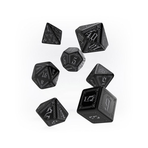 Pathfinder 7 Dice Set - Carrion Crown - Imaginary Adventures