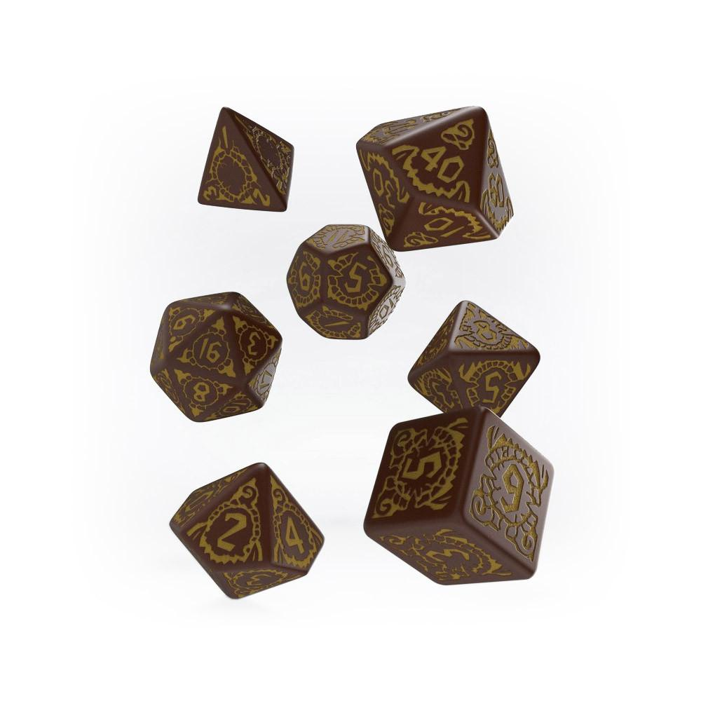 Pathfinder 7 Dice Set - Giantslayer - Imaginary Adventures