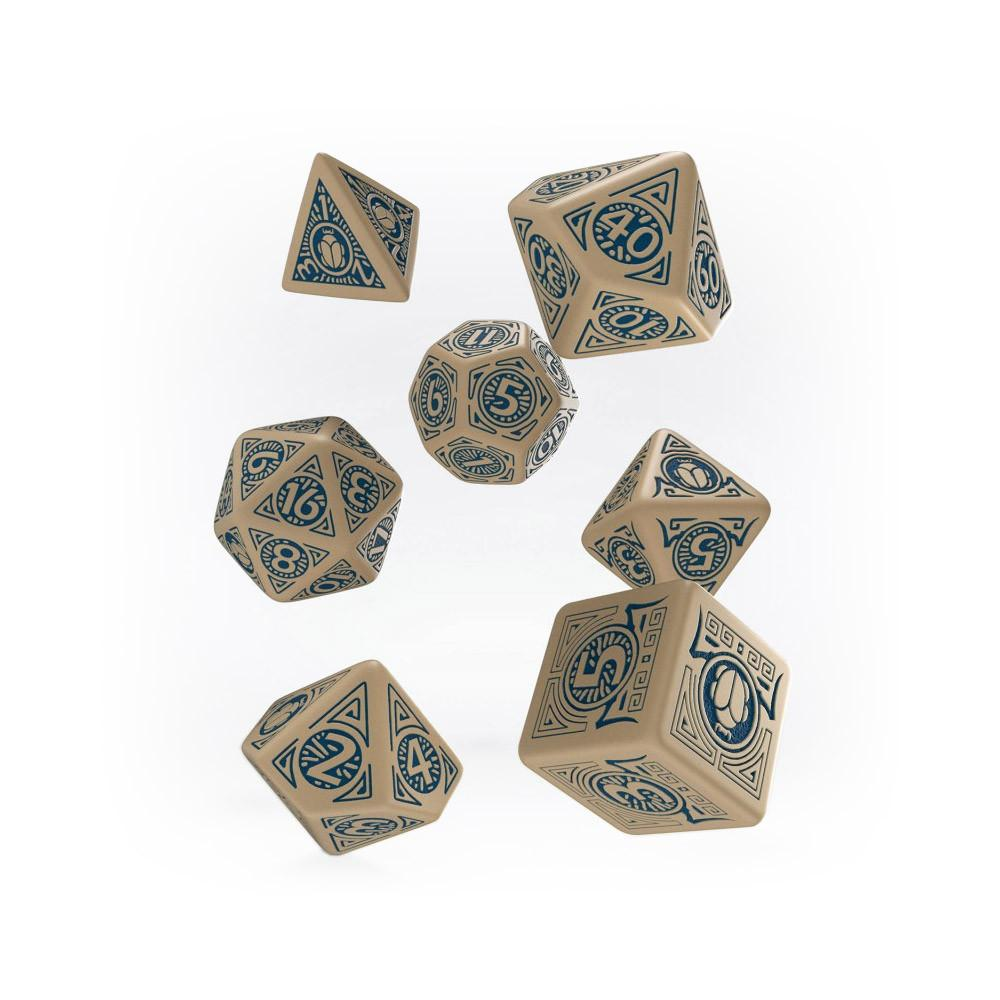 Pathfinder 7 Dice Set - Mummy's Mask - Imaginary Adventures