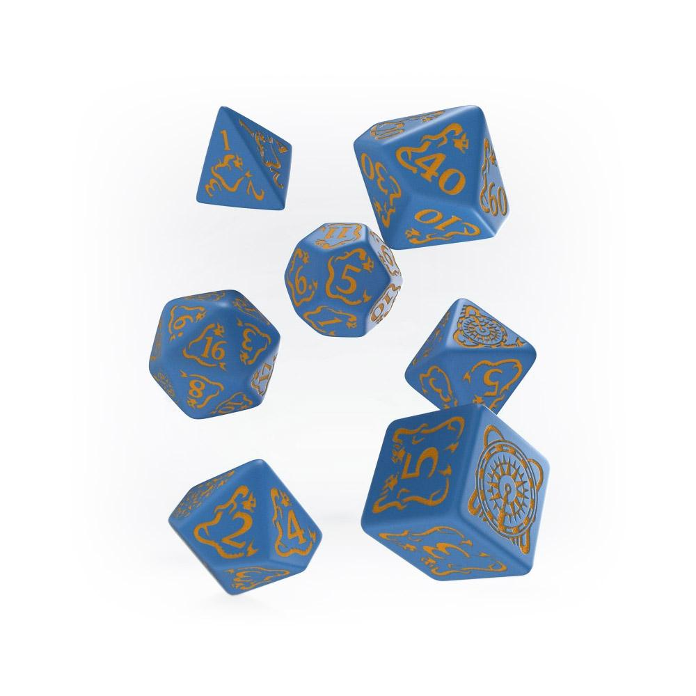 Pathfinder Ruins of Azlant Dice Set - Imaginary Adventures