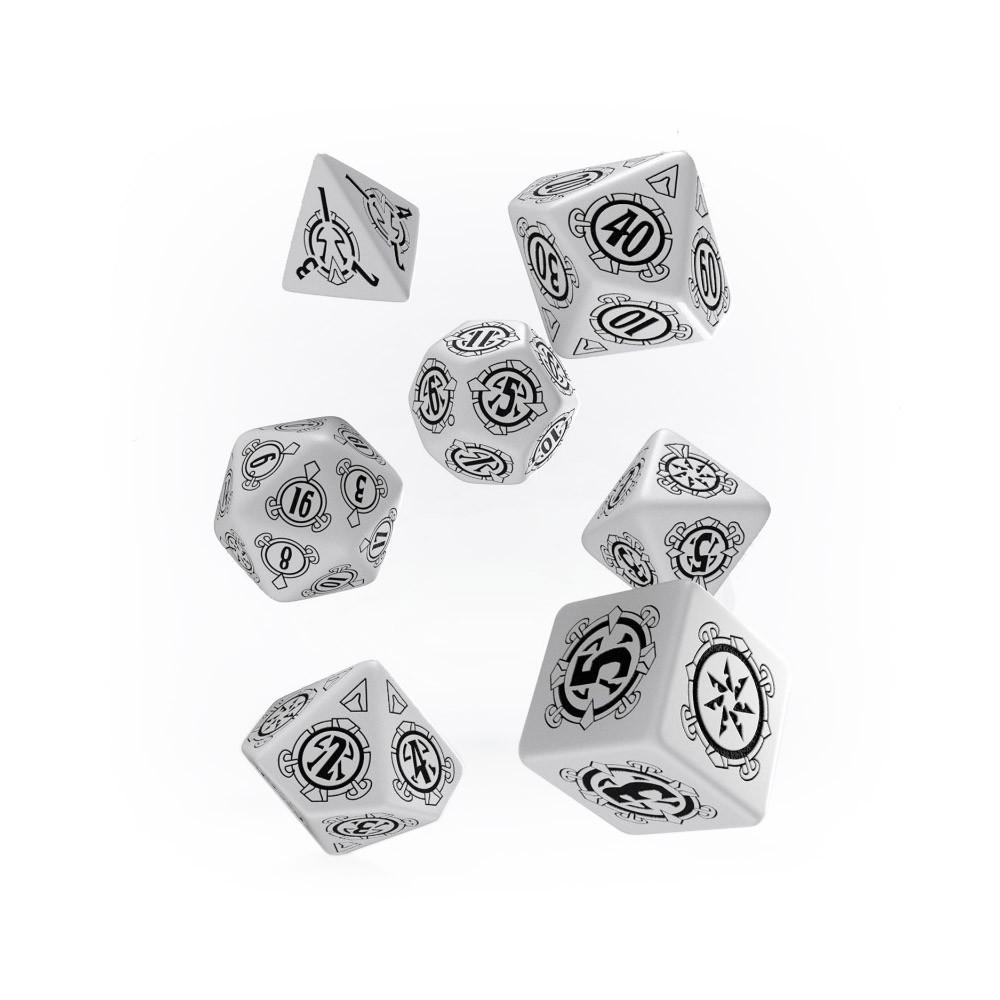 Pathfinder 7 Dice Set - Shattered Star - Imaginary Adventures
